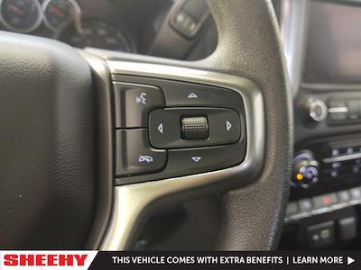 2020 Chevrolet Silverado 1500 Crew Cab 4x4, Pickup #YXWR1579 - photo 15
