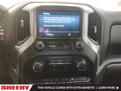 2020 Chevrolet Silverado 1500 Crew Cab 4x4, Pickup #YXWR1579 - photo 17