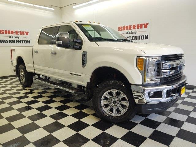 2017 Ford F-250 Crew Cab 4x4, Pickup #YZ3789 - photo 3