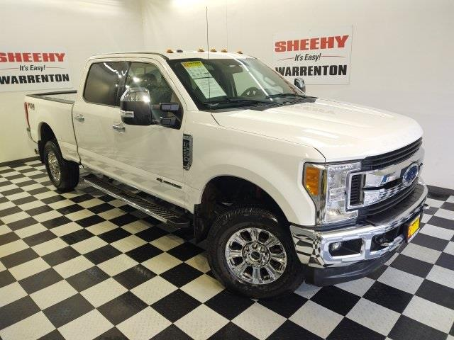 2017 Ford F-250 Crew Cab 4x4, Pickup #YZ3789 - photo 4