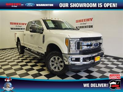 2017 Ford F-250 Crew Cab 4x4, Pickup #YZ3789 - photo 1