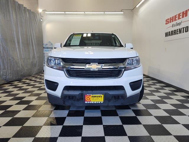 2019 Chevrolet Colorado Crew Cab 4x4, Pickup #YZ3866 - photo 2
