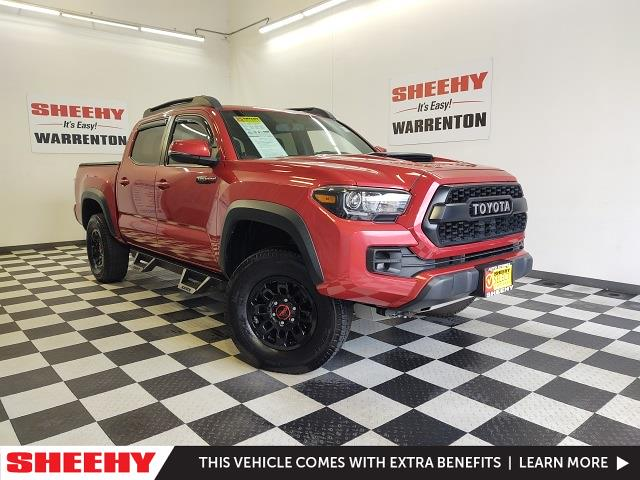 2017 Toyota Tacoma Double Cab 4x4, Pickup #YZ3881 - photo 1