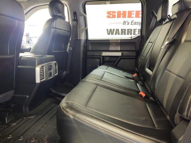 2017 Ford F-250 Crew Cab 4x4, Pickup #YZ3930 - photo 11