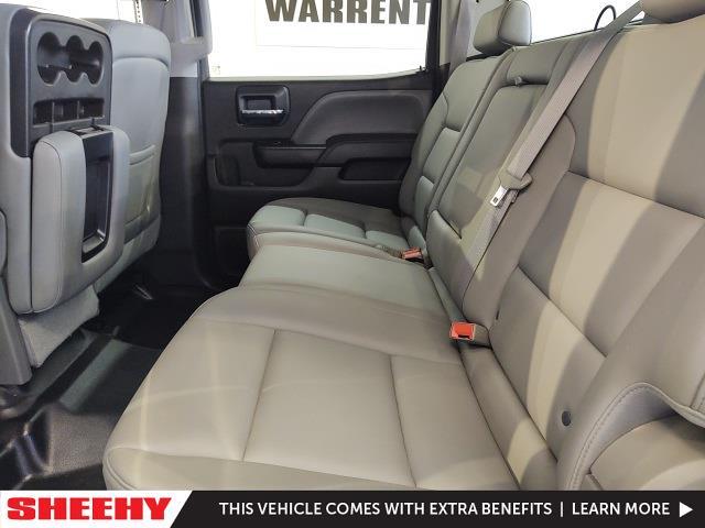 2015 Chevrolet Silverado 1500 Crew Cab 4x4, Pickup #YZ3950 - photo 9