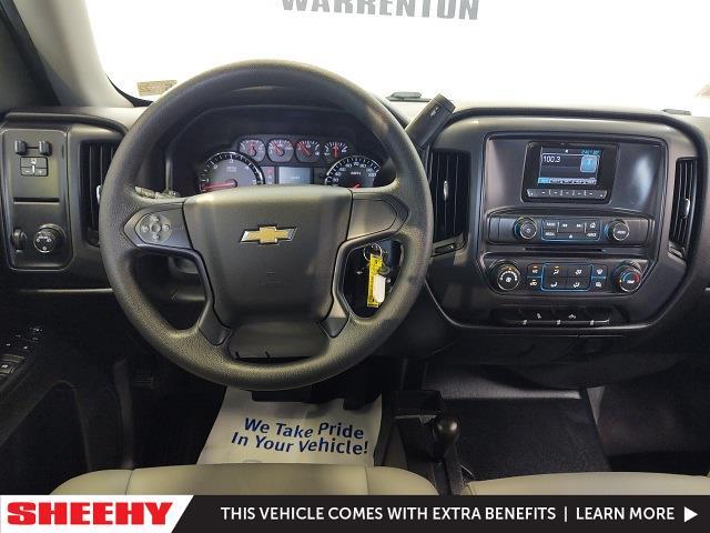 2015 Chevrolet Silverado 1500 Crew Cab 4x4, Pickup #YZ3950 - photo 10