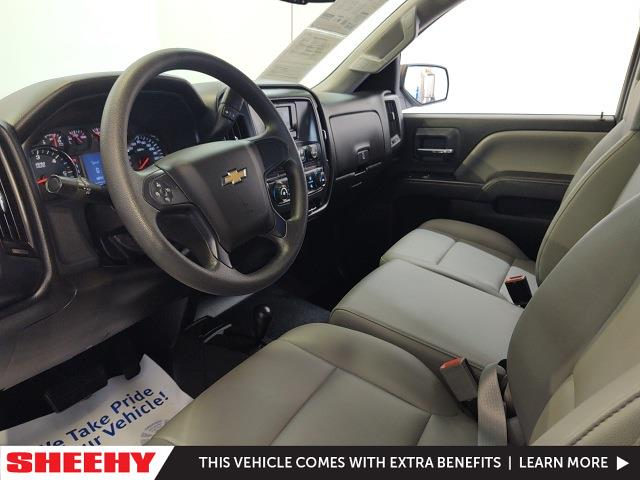 2015 Chevrolet Silverado 1500 Crew Cab 4x4, Pickup #YZ3950 - photo 12