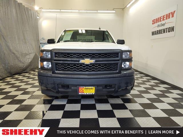 2015 Chevrolet Silverado 1500 Crew Cab 4x4, Pickup #YZ3950 - photo 3