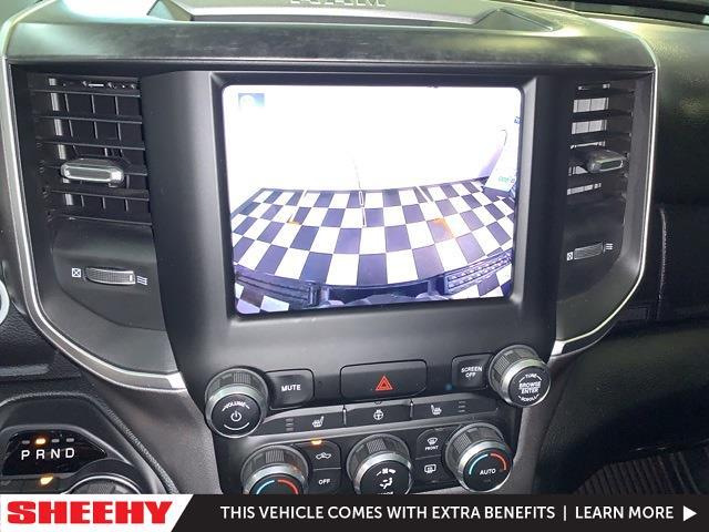 2019 Ram 1500 Quad Cab 4x4, Pickup #YZ3968 - photo 20