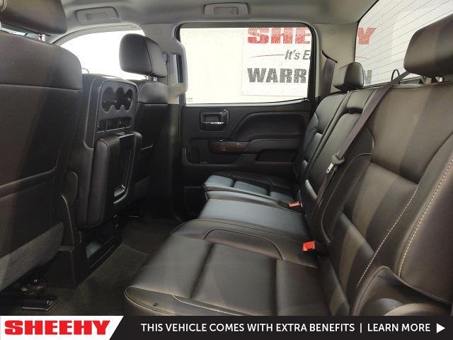 2017 GMC Sierra 2500 Crew Cab 4x4, Pickup #YZ3974 - photo 9