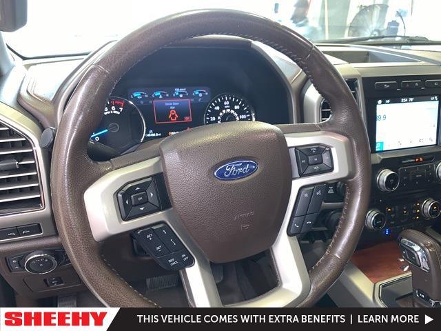 2017 Ford F-150 SuperCrew Cab 4x4, Pickup #YZ3975 - photo 18