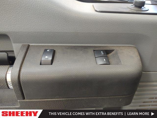 2011 Ford F-550 Regular Cab DRW 4x4, M H EBY Platform Body #YZ3979A - photo 10