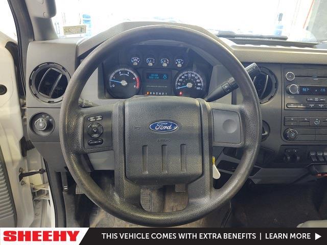 2011 Ford F-550 Regular Cab DRW 4x4, M H EBY Platform Body #YZ3979A - photo 12