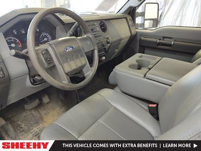 2011 Ford F-550 Regular Cab DRW 4x4, M H EBY Platform Body #YZ3979A - photo 11