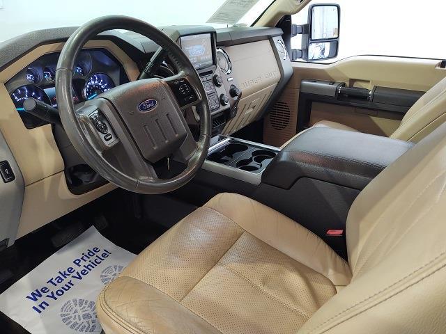2014 Ford F-350 Crew Cab 4x4, Pickup #YZ3994 - photo 13