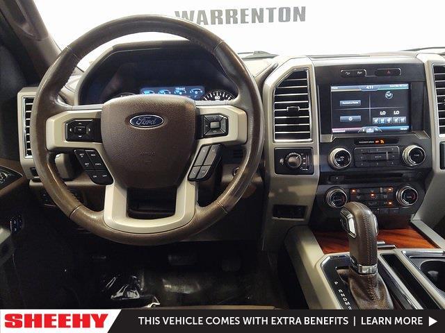 2015 Ford F-150 SuperCrew Cab 4x4, Pickup #YZ4043A - photo 11