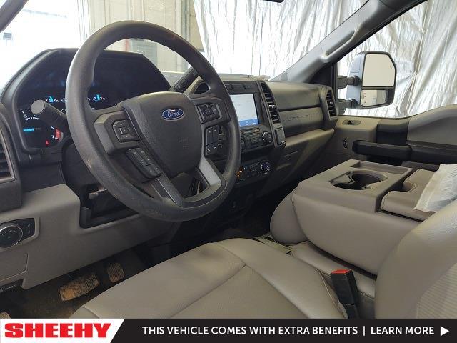 2020 Ford F-350 Crew Cab DRW 4x4, Pickup #YZ4095 - photo 9