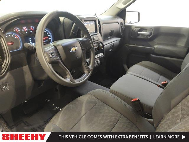 2019 Chevrolet Silverado 1500 Crew Cab 4x4, Pickup #YZ4096 - photo 13