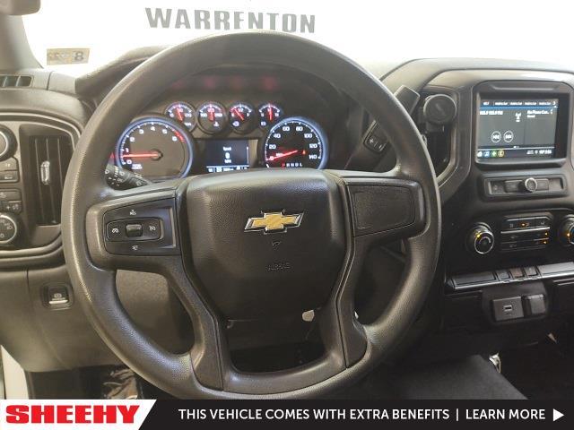 2019 Chevrolet Silverado 1500 Crew Cab 4x4, Pickup #YZ4096 - photo 14