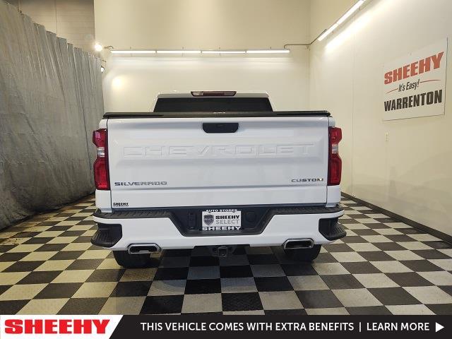 2019 Chevrolet Silverado 1500 Crew Cab 4x4, Pickup #YZ4096 - photo 8