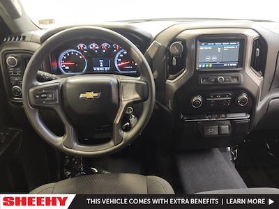 2019 Chevrolet Silverado 1500 Crew Cab 4x4, Pickup #YZ4096 - photo 11