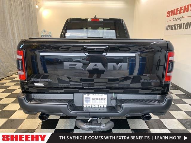 2019 Ram 1500 Quad Cab 4x4, Pickup #YZ5002 - photo 8