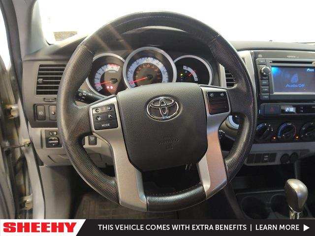 2013 Toyota Tacoma Double Cab 4x4, Pickup #YZ5005 - photo 14
