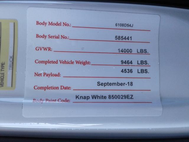 2018 Ram 3500 Crew Cab DRW 4x4,  Knapheide Service Body #10054 - photo 29