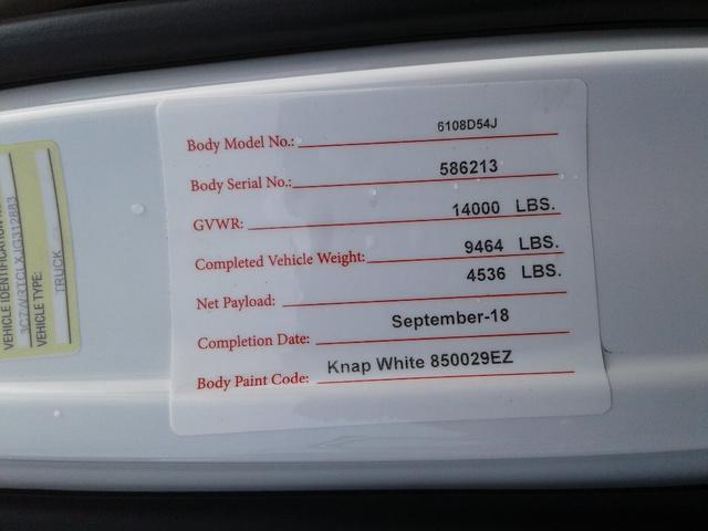 2018 Ram 3500 Crew Cab DRW 4x4,  Knapheide Service Body #10055 - photo 30