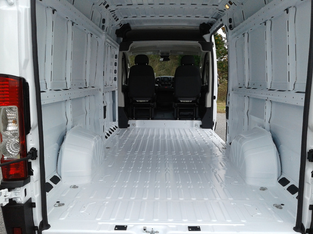 2019 ProMaster 3500 High Roof FWD,  Empty Cargo Van #10098 - photo 2