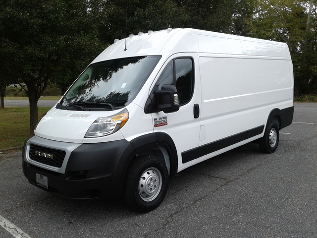 2019 ProMaster 3500 High Roof FWD,  Empty Cargo Van #10098 - photo 1