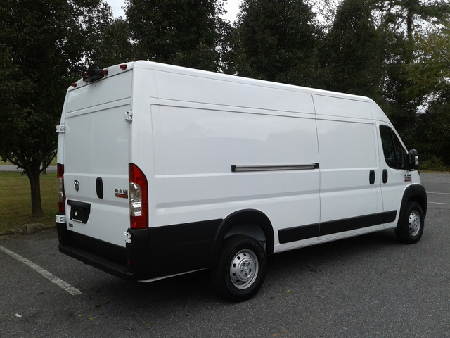 2019 ProMaster 3500 High Roof FWD,  Empty Cargo Van #10098 - photo 7