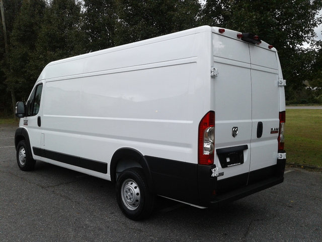2019 ProMaster 3500 High Roof FWD,  Empty Cargo Van #10098 - photo 9