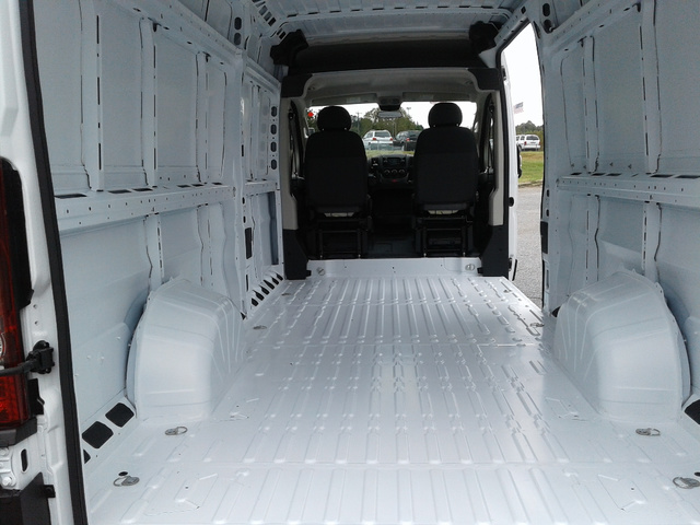2019 ProMaster 3500 High Roof FWD,  Empty Cargo Van #10099 - photo 2