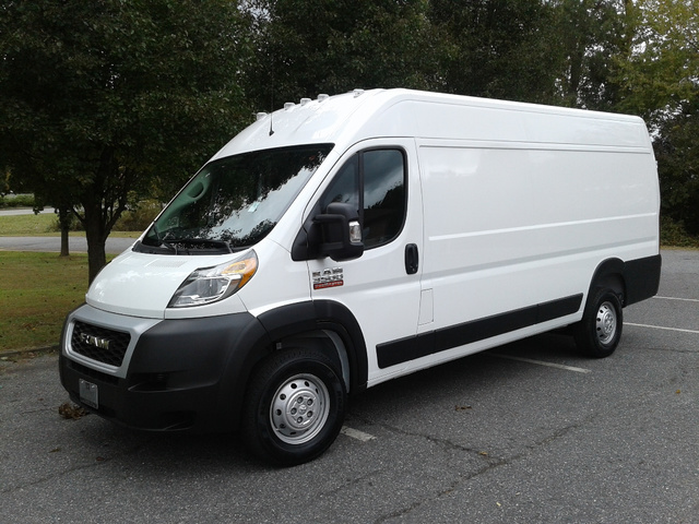 2019 ProMaster 3500 High Roof FWD,  Empty Cargo Van #10099 - photo 1