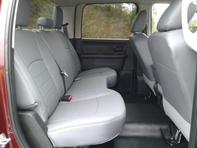 2018 Ram 3500 Crew Cab DRW 4x4,  Carolina Custom Products Platform Body #10180 - photo 12