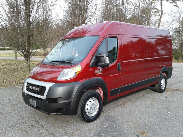 2019 ProMaster 2500 High Roof FWD,  Empty Cargo Van #10272 - photo 1