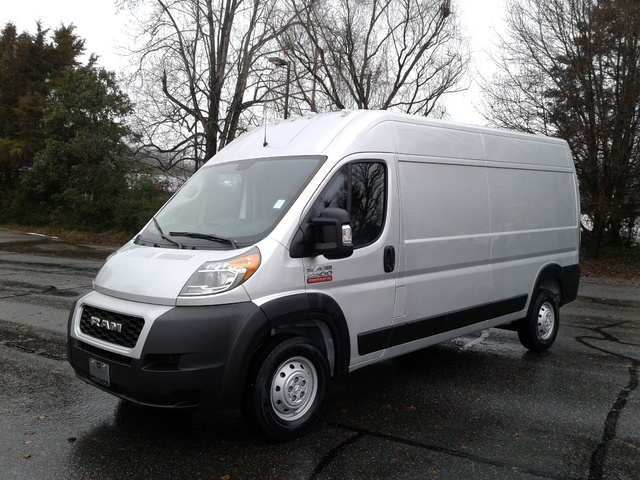 2019 ProMaster 2500 High Roof FWD,  Empty Cargo Van #10296 - photo 1