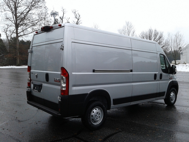 2019 ProMaster 2500 High Roof FWD,  Empty Cargo Van #10296 - photo 8
