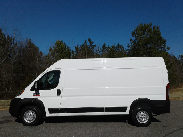 2019 ProMaster 2500 High Roof FWD,  Empty Cargo Van #10501 - photo 3