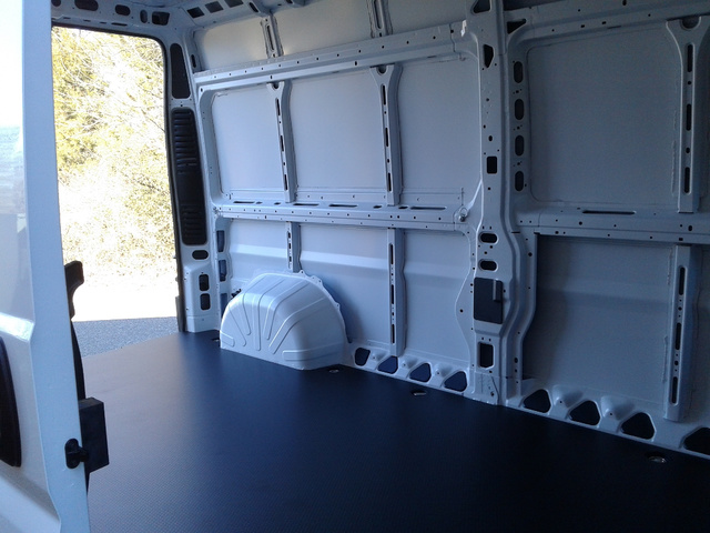 2019 ProMaster 2500 High Roof FWD,  Empty Cargo Van #10501 - photo 12