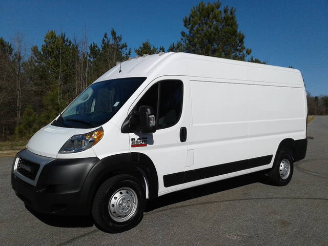 2019 ProMaster 2500 High Roof FWD,  Empty Cargo Van #10501 - photo 1
