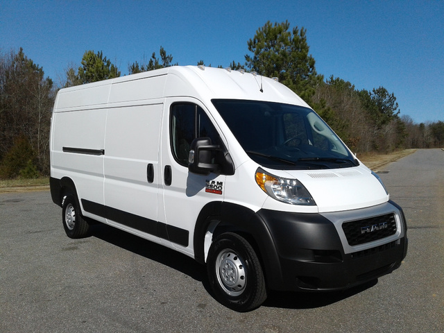 2019 ProMaster 2500 High Roof FWD,  Empty Cargo Van #10501 - photo 5