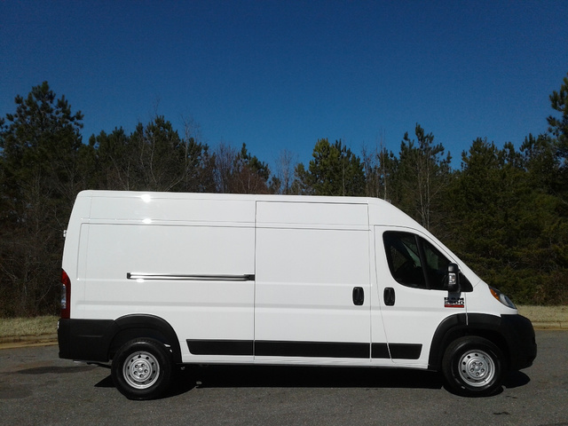 2019 ProMaster 2500 High Roof FWD,  Empty Cargo Van #10501 - photo 6