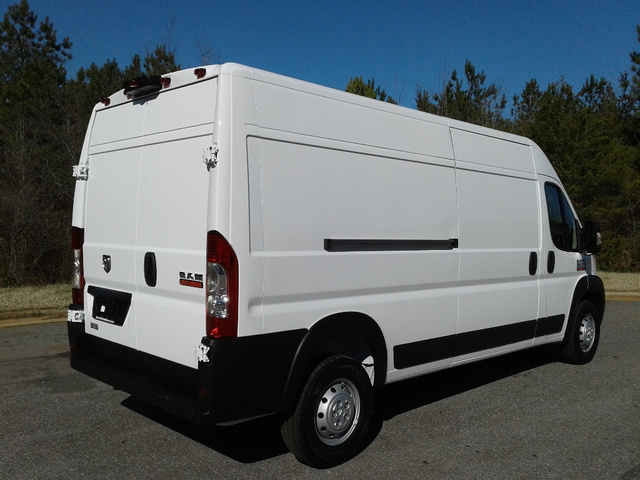 2019 ProMaster 2500 High Roof FWD,  Empty Cargo Van #10501 - photo 7