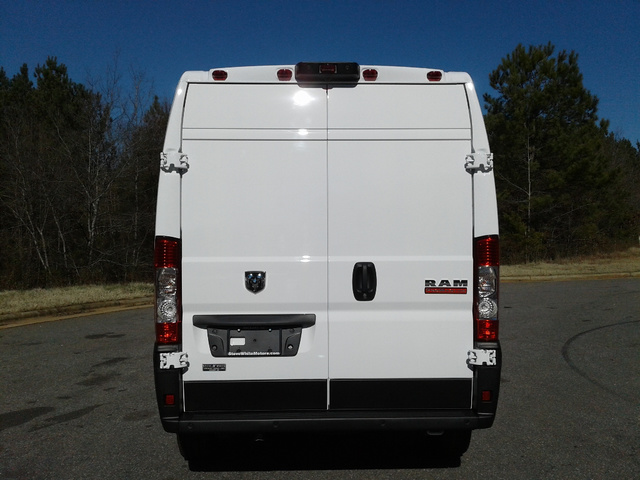2019 ProMaster 2500 High Roof FWD,  Empty Cargo Van #10501 - photo 8