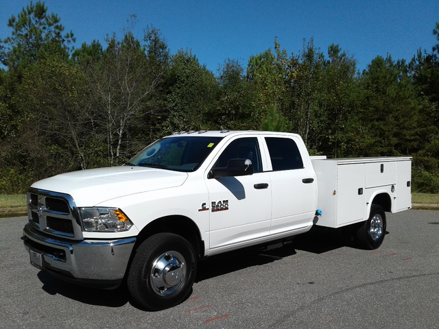 2018 Ram 3500 Crew Cab DRW 4x4,  Knapheide Service Body #10549 - photo 1