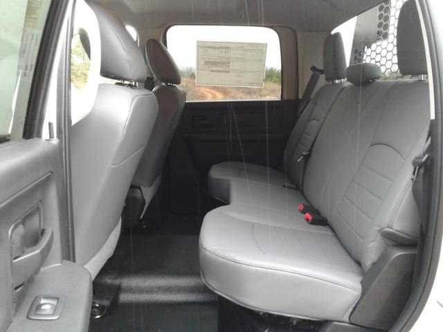 2018 Ram 3500 Crew Cab DRW 4x4,  Knapheide Platform Body #10550 - photo 11