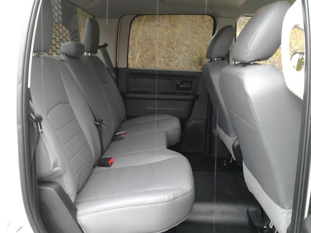 2018 Ram 3500 Crew Cab DRW 4x4,  Knapheide Platform Body #10550 - photo 12
