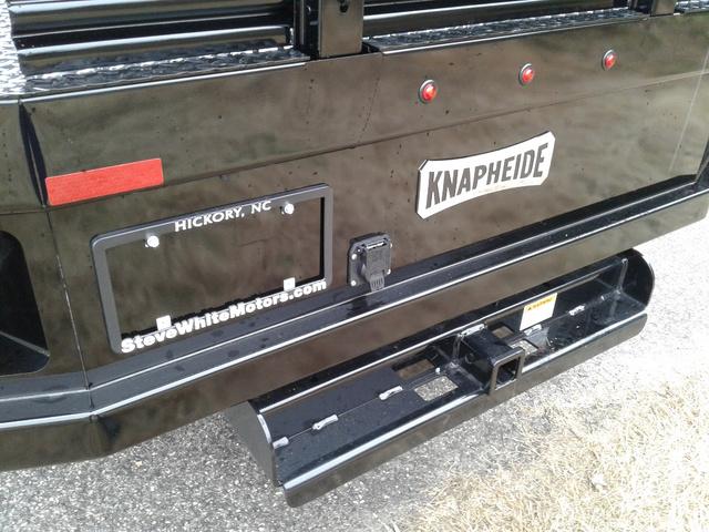2018 Ram 3500 Crew Cab DRW 4x4,  Knapheide Platform Body #10550 - photo 24